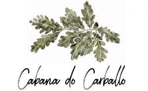 Cabaña del carballo Logo